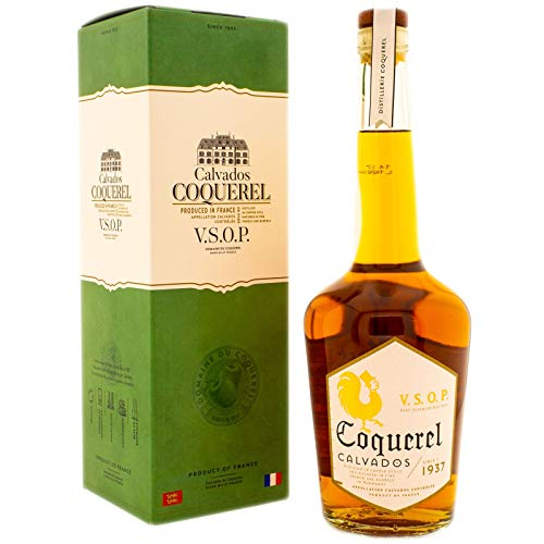Coquerel Calvados VSOP 40% Vol. (1 x 0,7l)