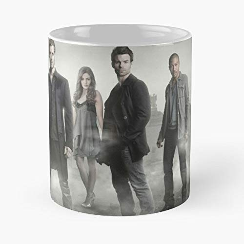 The Originals Niklaus Mikaelson Elijah Hayley Marshall - Best Gift Coffee Mugs 11 Oz Father Day