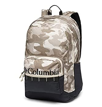 Columbia Zigzag 30L Backpack Urban Pack Laptop Bag Ancient Fossil Spotted Camo/Black One Size