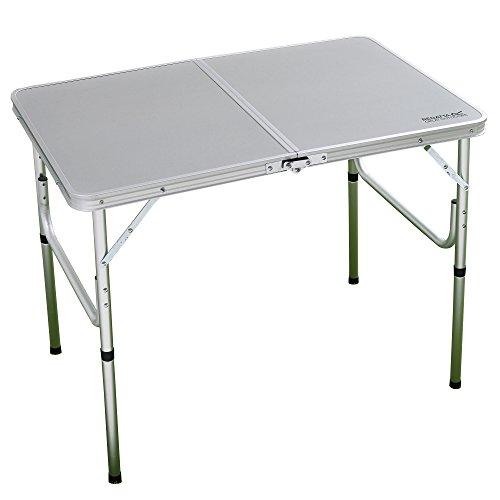 Regatta Cena Table - Lead Grey
