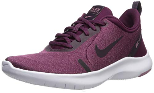 Nike Women's Flex Experience Run 8 Shoe, Bordeaux/Burgundy Ash-Plum Dust-White, 5 Wide US