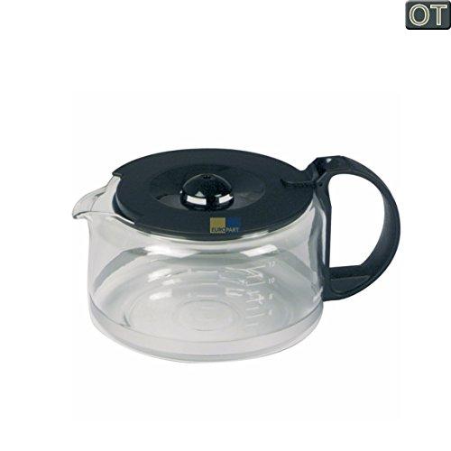 Philips 482241840984 HD7919 ORIGINAL Glaskanne Kaffeekanne Kanne Krug z.T. CAFE GOURMET Gourmet5400 Gourmet5405 Kaffeemaschine Filterkaffeemaschine