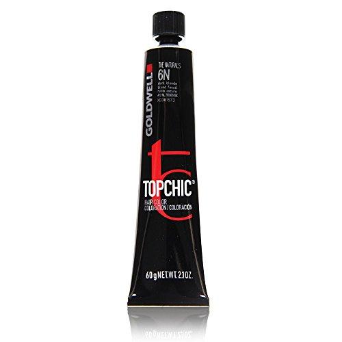 GOLDWELL TOPCHIC Hair Color 6N 60ml