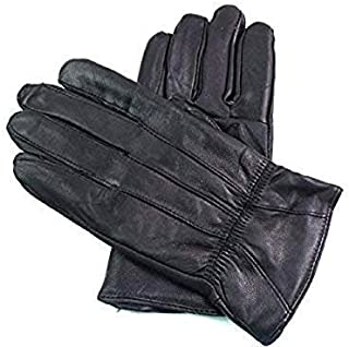 The Leather Emporium Ladies High Quality Super Soft Genuine Leather Gloves Everyday Winter Driving