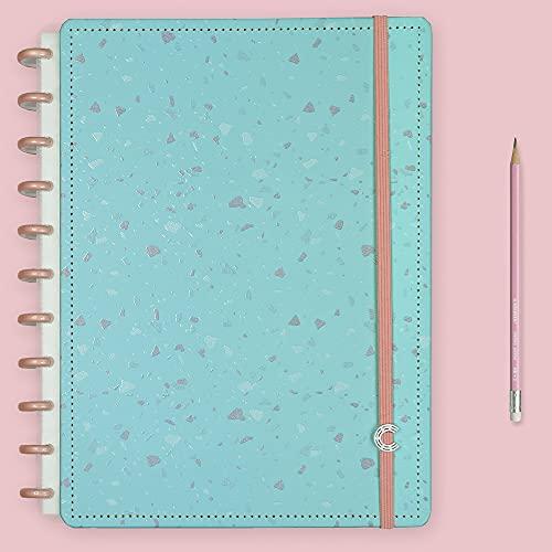 Caderno Inteligente, Grande, Be Joy By Ju Baltar, 215x280mm, 80 Folhas