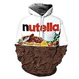 zamac unisex 3d hoodie sweats à capuche pull manches longues galaxy unisexe sweat-shirts hiver