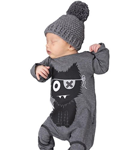 Boy Jumpsuit Long Sleeve Baby