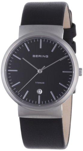 BERING Time Herren-Armbanduhr Slim Classic 11036-402