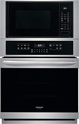 "Frigidaire Gallery 27"" Stainless Steel Electric Microwave Combination Oven"