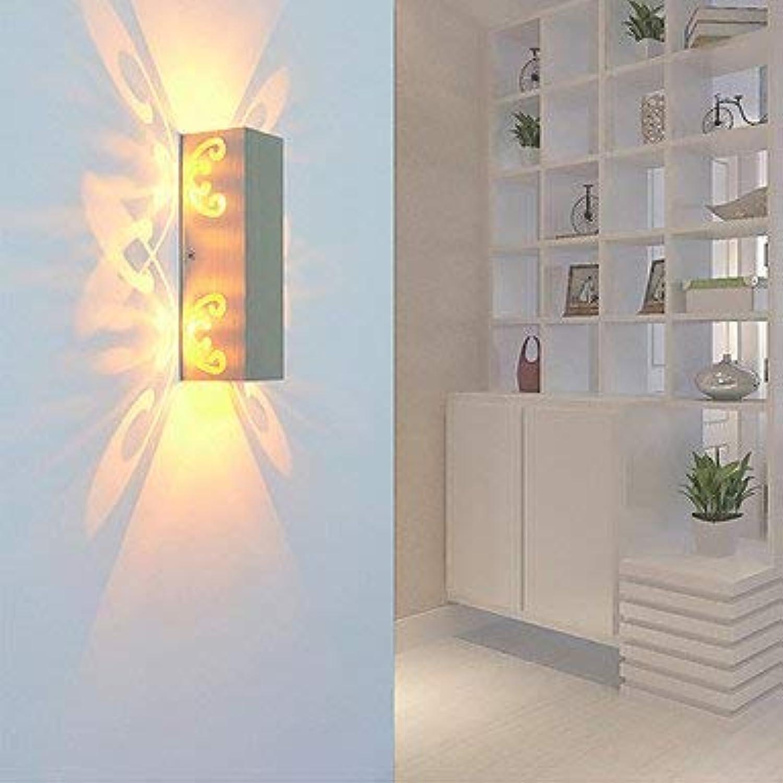 Kejing Moderne Kronleuchter Deckenleuchten Anhnger Ac85-265 2 Led Integrierte Led-Funktion für Mini Style Ambient Light Wandleuchten Wandleuchte 85-265V 3C Ce FCC Rohs für Wohnzimmer Schlafzimmer