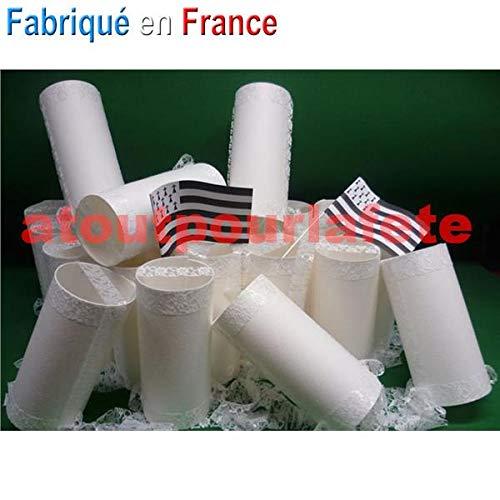 www.atoutpourlafete.fr Lot de 6 Coiffes Bretonne - Bigoudene pour Deguisement