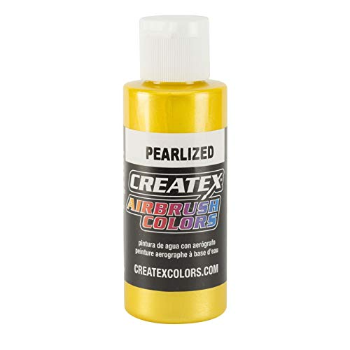 Createx Perle Pineapple Airbrush Couleurs Couleur 120ml 12 5311