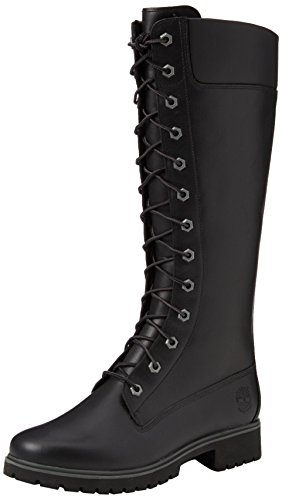 "Timberland Womens Premium 14"" Waterproof Earth Keeper Knee High Boots - Black - 8/39"