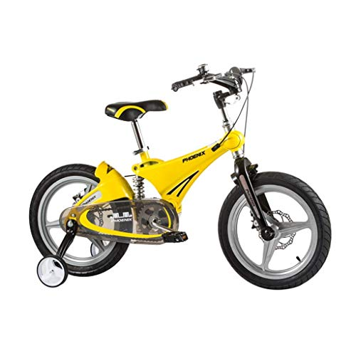 Best Buy! Children's Bicycle Children's Bicycle Magnesium Alloy Shock Absorber 14 inch Folding Doubl...