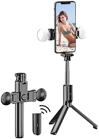 Somcoi Selfie Stick with Extendable Light OFFicial mail order Wir Fill Washington Mall