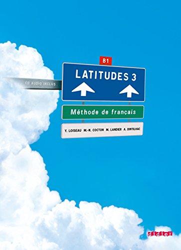 Latitudes niv.3 - Livre + CD