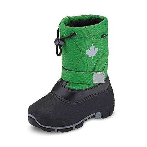 Canadians Jungen stiefel, Grün (700 Green), 42 EU