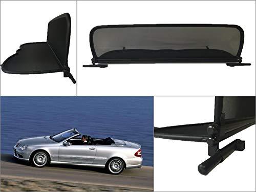 Filet Anti-Remous Coupe de vent Mercedes Benz CLK W209 W 209 Déflecteur de Vent