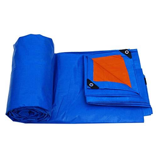 Tela de lona gruesa fácil para parasol impermeable, impermeable, protector solar, para coche, toldo portátil (tamaño: 2 x 3 m)