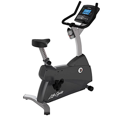 Life Fitness Exercise Bike - C1 with Go Console