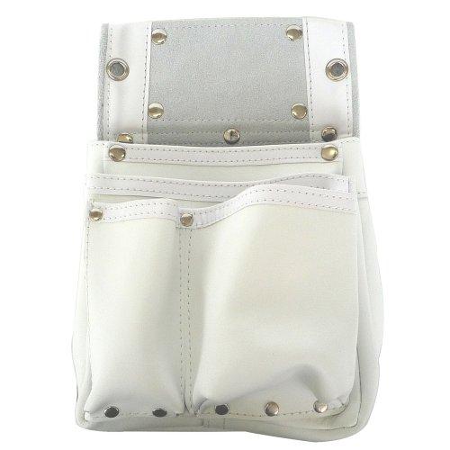 こま 白エバ−スキン 釘袋2段マチ付 KK−40