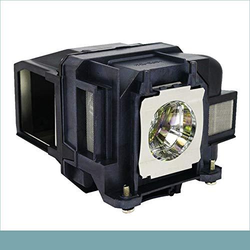 LOUTOC Projektorlampe V13H010L88 für Epson ELPLP88 Powerlite Heimkino 1040 2040 2045 640 740HD EX3240 EX7240 EX9200 EX5240 EX5250 VS240 VS340