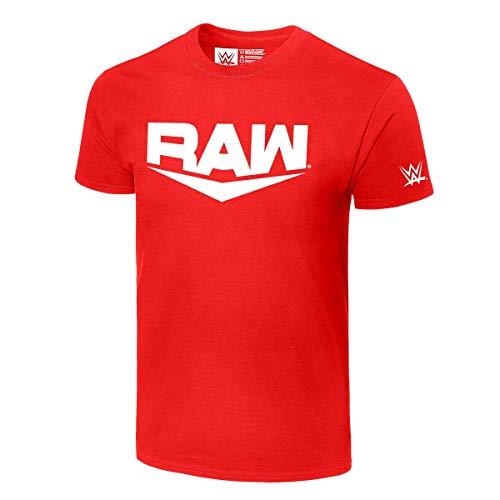WWE Authentic Wear RAW Draft T-Shirt Multi Large