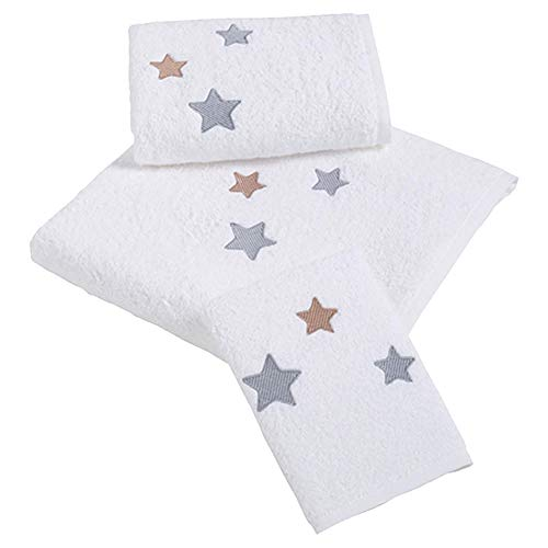 Set toallas infantiles 3 piezas para regalo OFERTA ESPECIAL