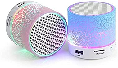 werall Portable Mini Rechargeable Wireless USB Bluetooth Speaker Mobile Phone Comp Surround Sound Systems