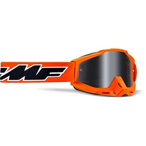 FMF 100% Kids Crossbrille PowerBomb Orange