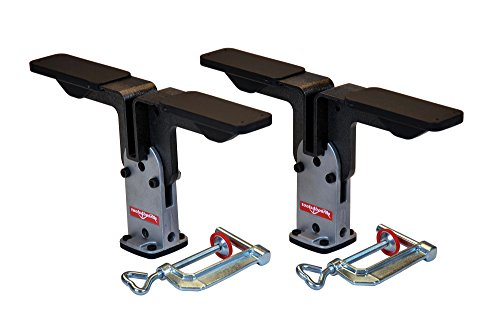 Tools4Boards Tuning Vise Ski & Snowboard Vise, Black