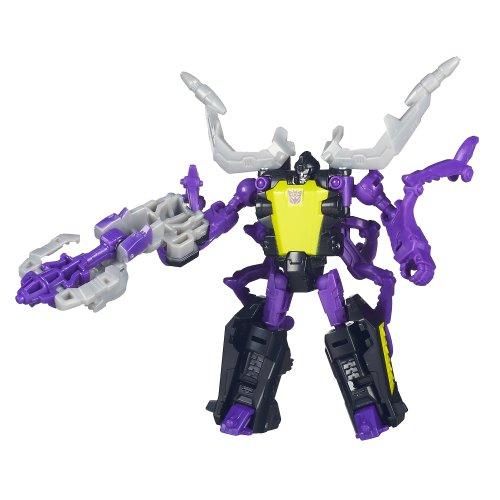 Transformers Generations Legends Class Skrapnel and Reflector Figures
