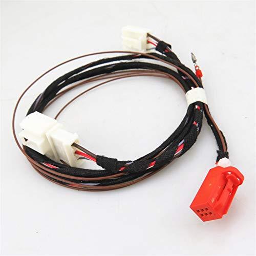 WEIMEIDA Qclj0411 Coche ESP Off Switch Button Cable Arness Enchufe Auto Acceso 1kd927117 1kd 927 117 para Golf 6 Vi Jetta 5 MK5 MK6 Piezas de Repuesto