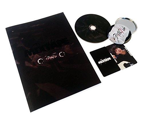 STRAY KIDS Debut Album - [ Mixtape ] CD + Photobook + Photocard + FREE GIFT / K-Pop Sealed