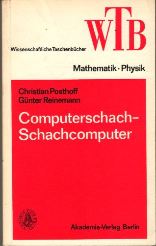 Computerschach - Schachcomputer