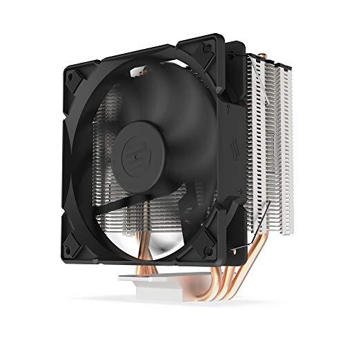 SilentiumPC Spartan 4 MAX CPU-Kühler mit 120 mm PWM-Lüfter (250-1600 U/min, TDP 125 W)