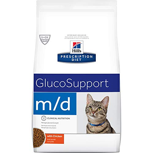 Hill's Prescription Diet GlucoSupport Cat Food