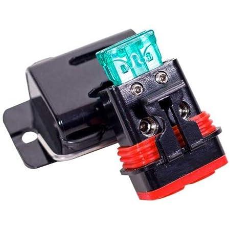 Ampire Xsm10 Sicherungshalter Set 6 Elektronik