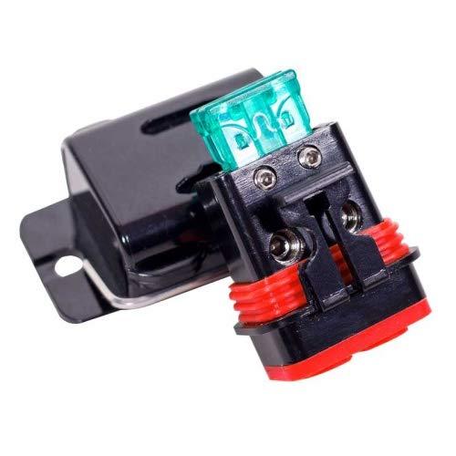 Ampire XSM10 | Sicherungshalter-Set 6/10mm² mit ATC-Sicherungen, wasserdicht