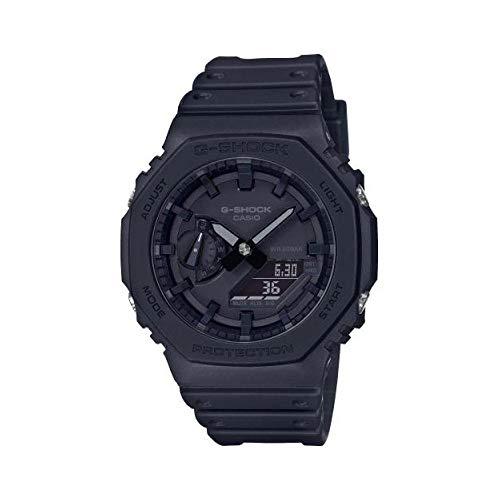 Casio Watches Orologio Quarzo Unisex-Adulto con Cinturino in caucciú...