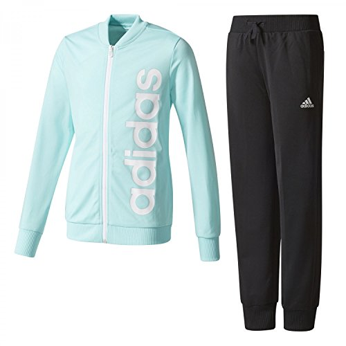 adidas Performance Kinder Trainingsanzug blau 164