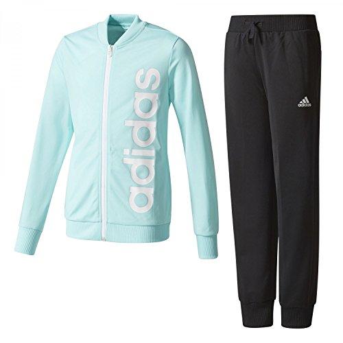 adidas Performance Kinder Trainingsanzug blau 140
