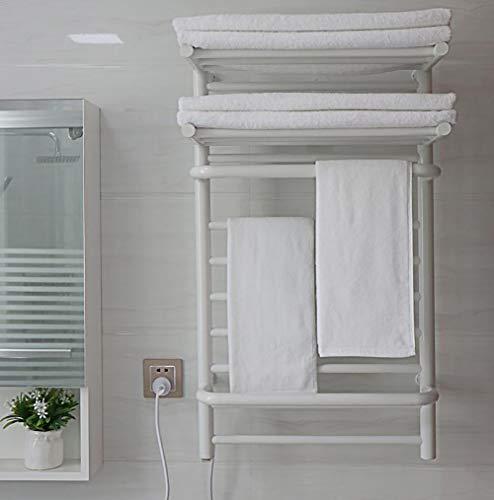 Lyzpf Badkamerradiator radiator timer magazijnrek handdoeken radiator elektrisch huis verwarming radiator verwarmde handdoekhouder