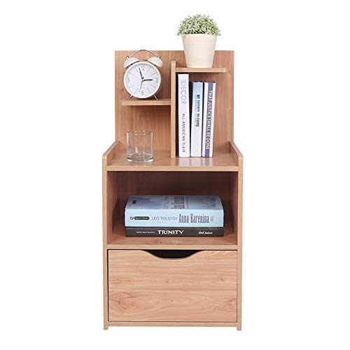 Greensen nachtkastje wit nachtkastje houten hal dressoir met laden nachtkastje dressoir bijzettafel eigentijdse stijl slaapkamer enkele lade kast opslag plank