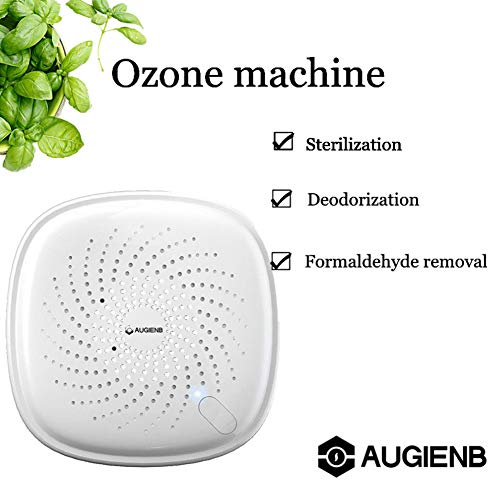 Buy Discount DYTesa Portable Home Sterilization Disinfect Deodorizer Remove Smoke Formaldehyde for P...