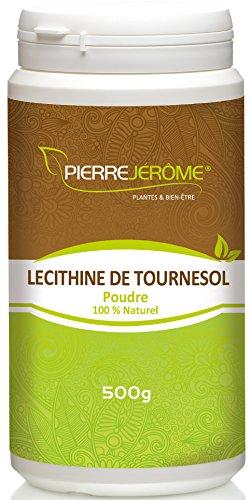 Pierre Jérôme Lécithine de Tournesol...