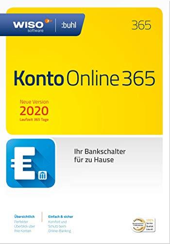 WISO Konto Online 365 [Online Code]|PC Aktivierungscode per Email