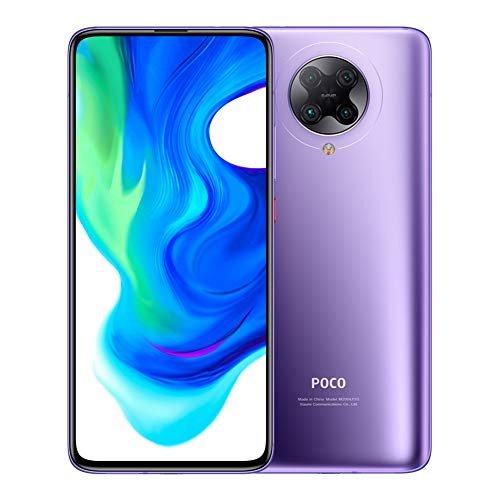 "Xiaomi Poco F2 Pro 5G - Smartphone 6.67 ""AMOLED, 6GB RAM, 128GB, 64MP, Electric Purple"