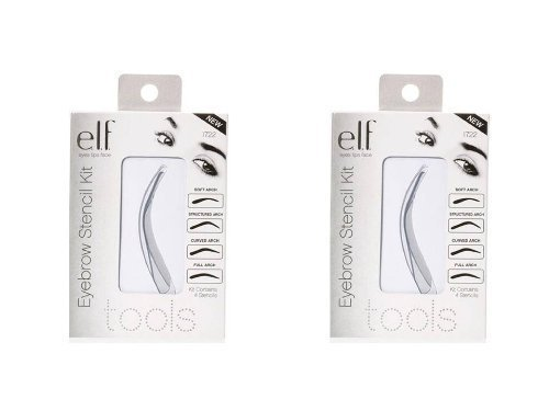 e.l.f. Essential Eyebrow Stencil Kit (2 pack)