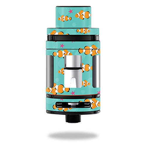 MightySkins Skin Compatible with Smok Mini TFV8 Big Baby Beast – Clowning Around | Protective, Durable, and Unique Vinyl Decal wrap Cover | Easy to Apply, Remove, and Change Styles | Made in The USA